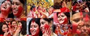 Durga Puja Sindur Khela