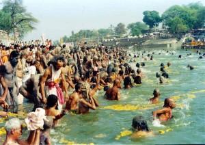 Makar Sankranti Holy Dip